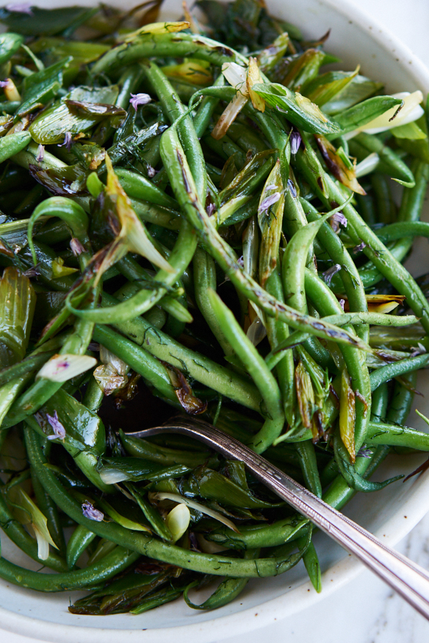 Vibrant Tasty Green Beans Recipe