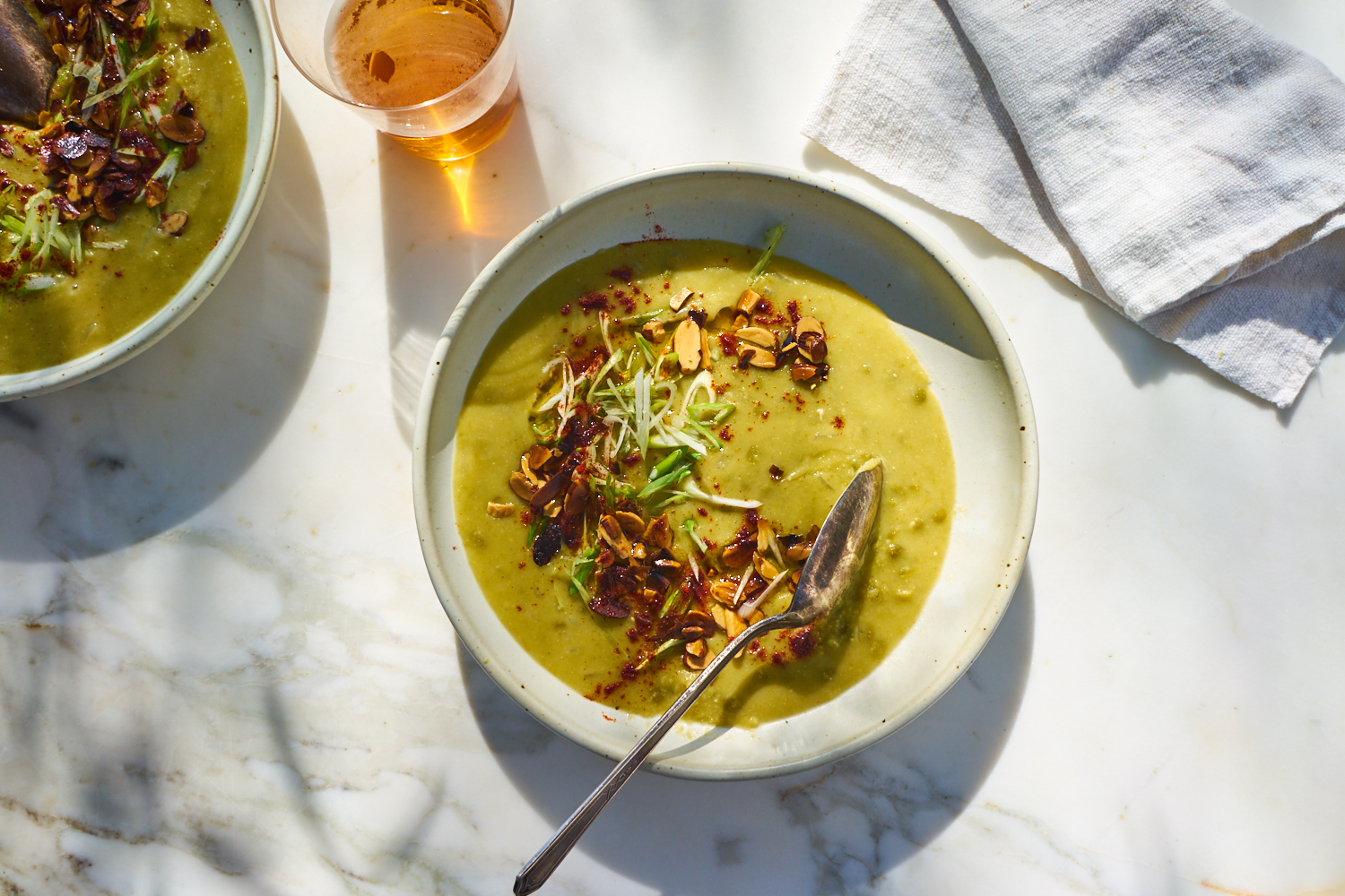 Simple Vegetarian Split Pea Soup - 101 Cookbooks