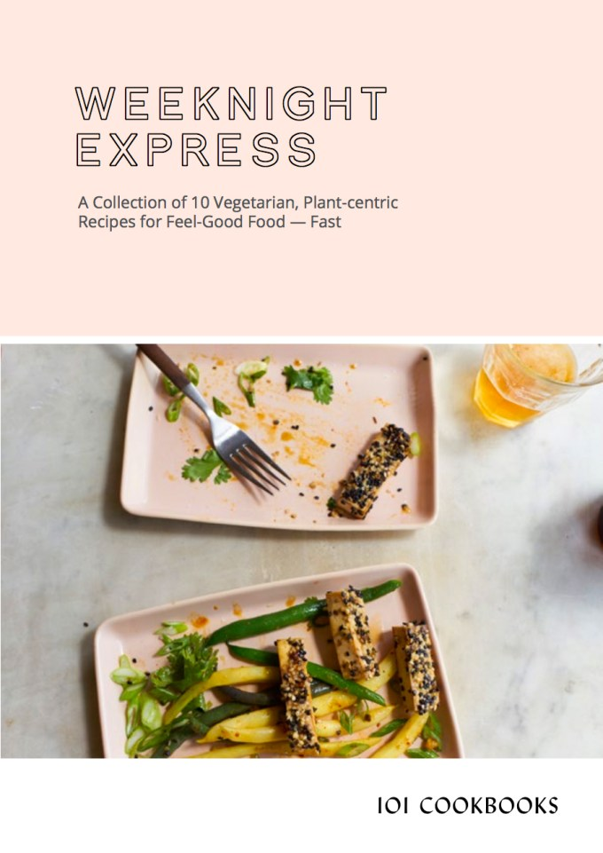 Weeknight Express eBook
