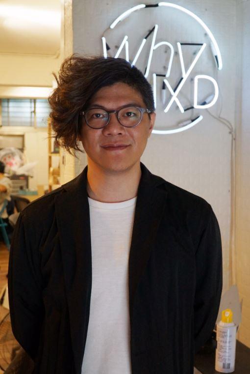 科技結合藝術 大葉大學校友葉彥伯 創辦何理 WHYIXD- - 1111社群討論區 - 工作,職場,專業技能分享