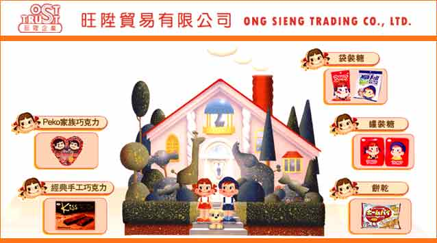 不二家_旺陞貿易有限公司 1111人力銀行
