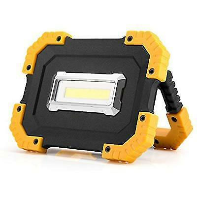 Portable Rugged 2 Mode Ultra Bright 400 Lumen COB Work Light - Great for working, camping, fishing, emergencies and more! $25 at Home Depot, just $5 from us! - 13 Deals