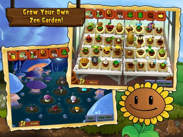 Plants Vs Zombies FINALLY Gets Zen Garden! Oh And Some Other