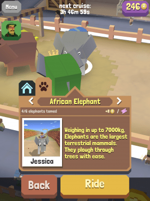 Rodeo Stampede Guide To All Savannah Animals 148apps