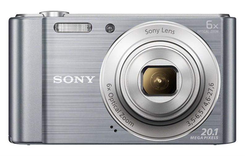Sony DSC-W810 Silver - 1a.ee