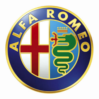 El dragón de Alfa Romeo no echa fuego, en realidad es un hombre... si no lo creeis mirad la siguiente foto, su primer logotipo.