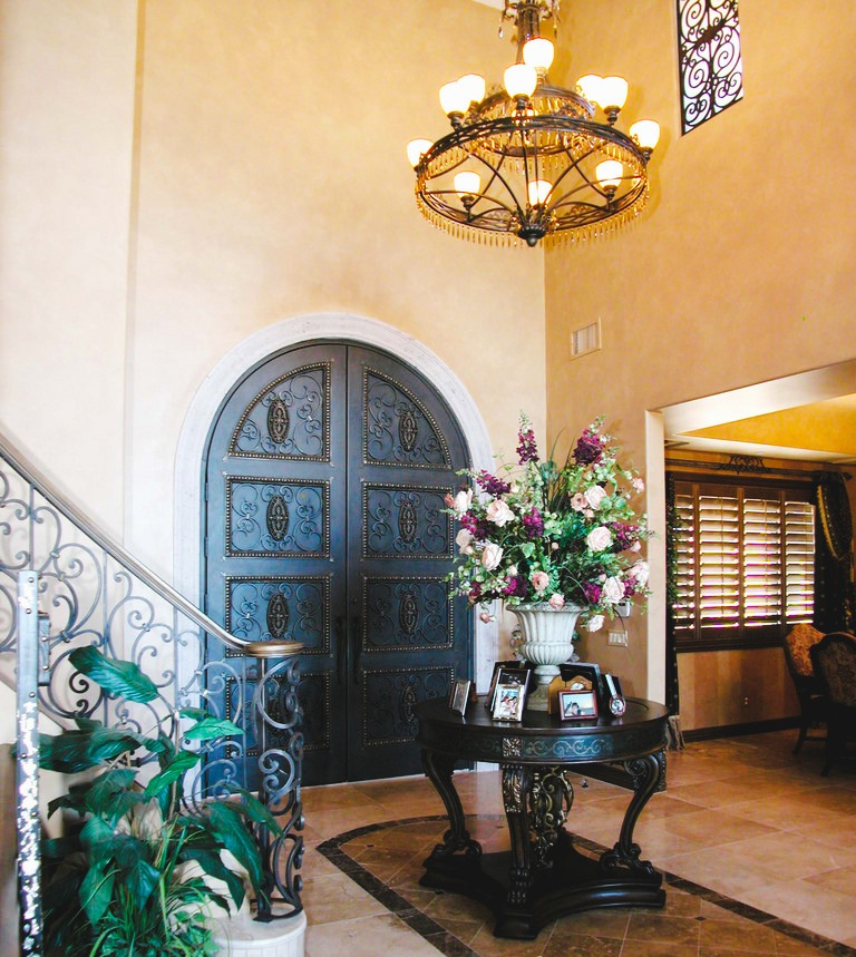 foyer and entry lighting