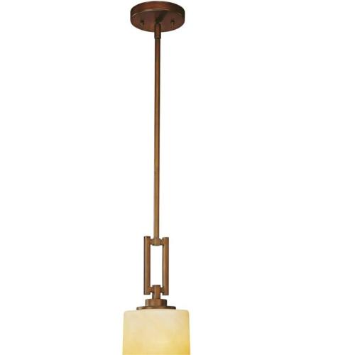 Dolan Lighting  2811  Roxbury  One Light Mini  Pendant