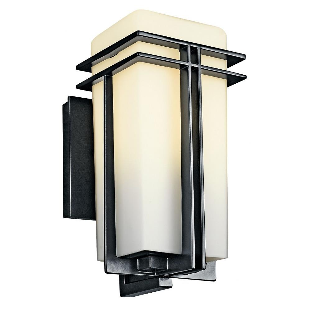 tremillo one light outdoor wall mount