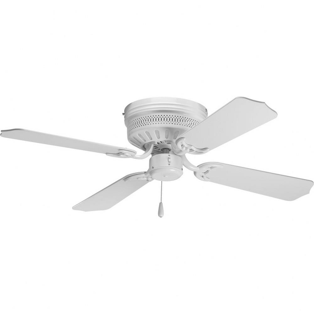 airpro hugger wide ceiling fan in transitional style 42 inches wide by 8 31 inches high