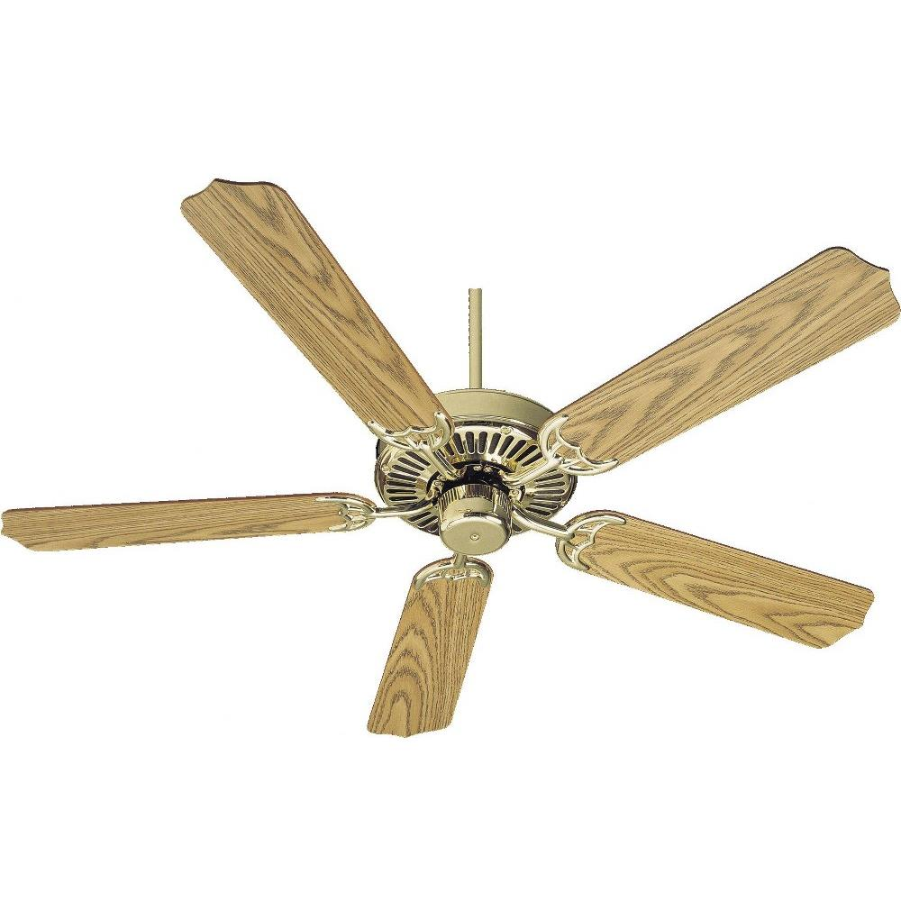 hight resolution of quorum lighting 77525 2 capri 52 ceiling fan tap to expand