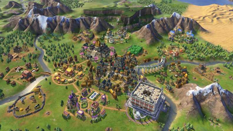 Buy Sid Meier's Civilization® VI: Rise and Fall Steam Key | Instant Delivery | Steam CD Key