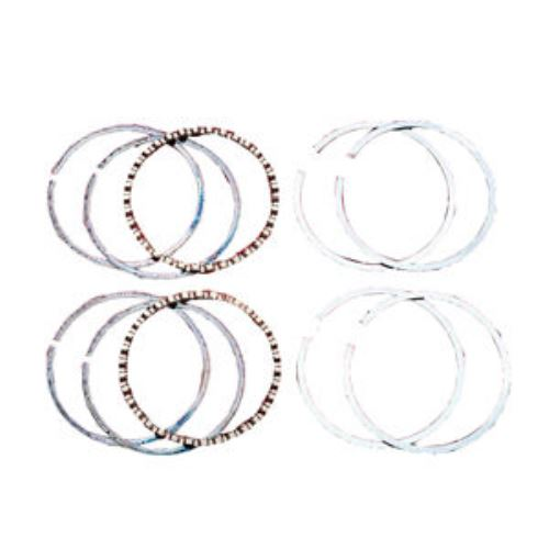 Hastings Hypereutectic Piston Replacement Rings