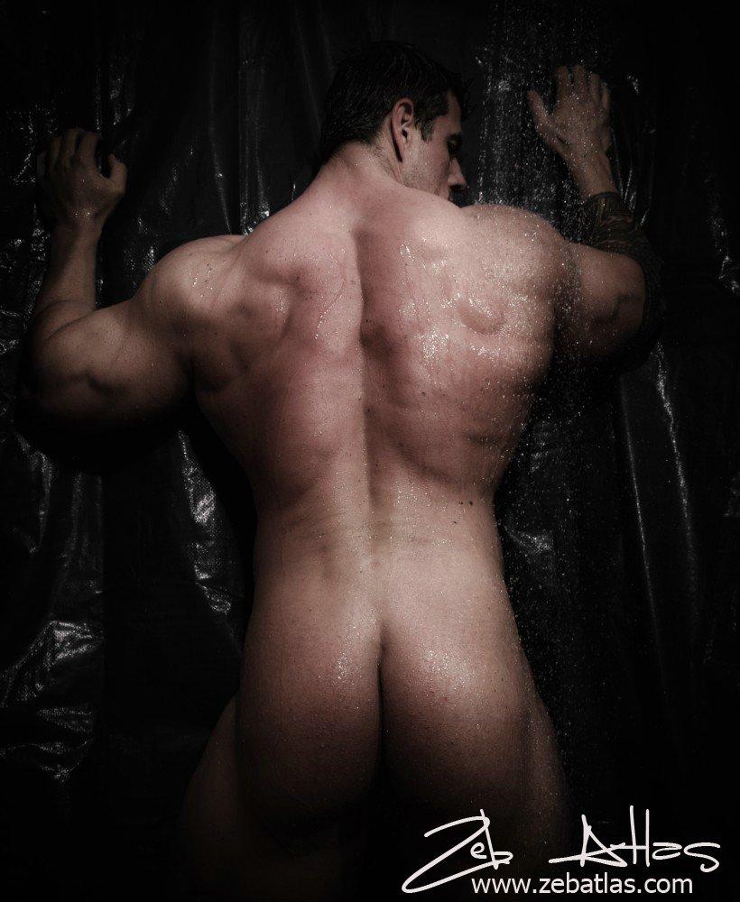Zeb Atlas  Nude Wet Sensual