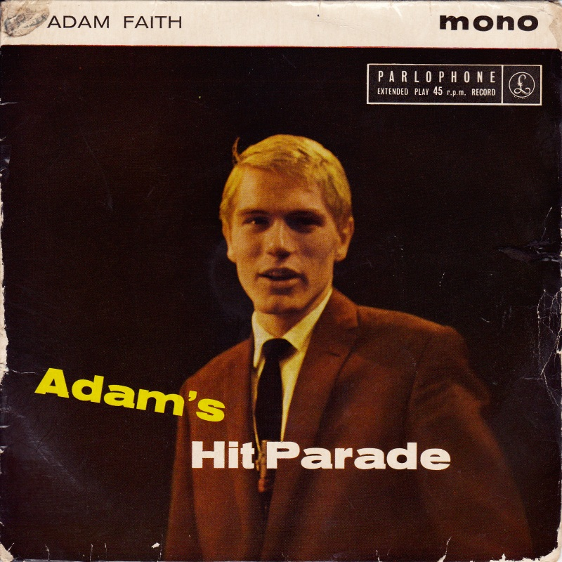 Adam Faith UK Discography | PopBopRocktilUDrop