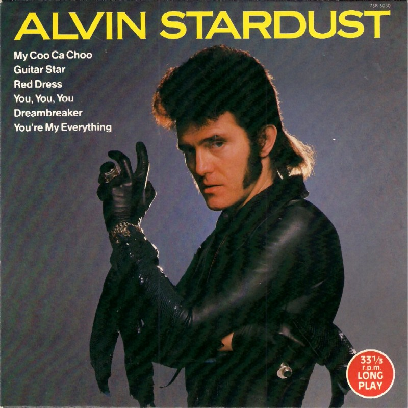 Image result for Alvin Stardust