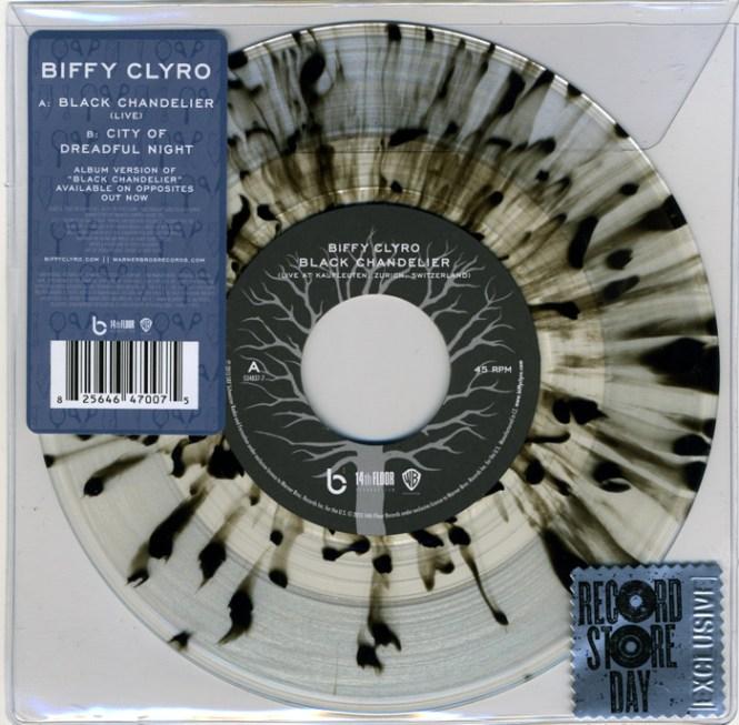 45cat Biffy Clyro Black Chandelier Live City Of Dreadful Night 14th Floor Warner Bros Usa 534837 7