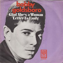 Image result for BOBBY  GOLDSBORO GLAD SHE'S A WOMAN IMAGES