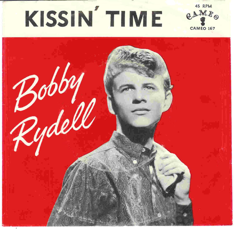Image result for kissin time bobby rydell