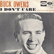 buck owens, i don't care (just as long as you love me)