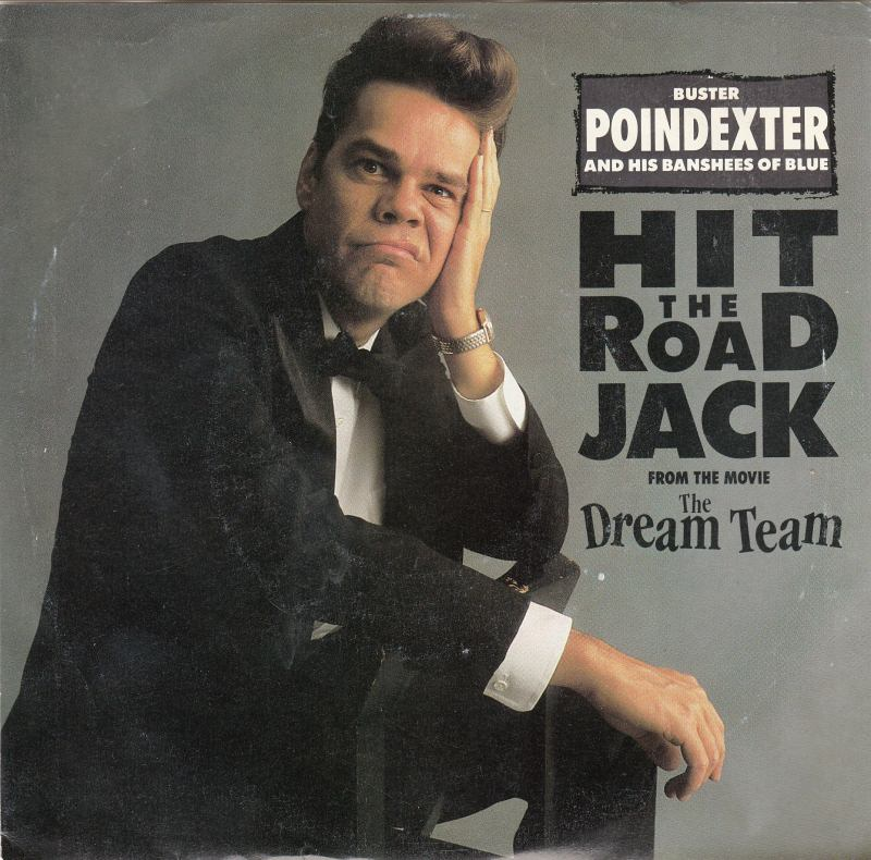 45cat  Buster Poindexter And His Banshees Of Blue  Hit
