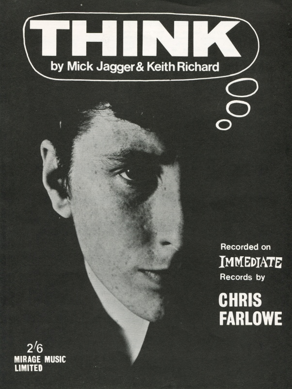 Image result for chris farlowe think