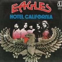 Eagles Hotel California Album