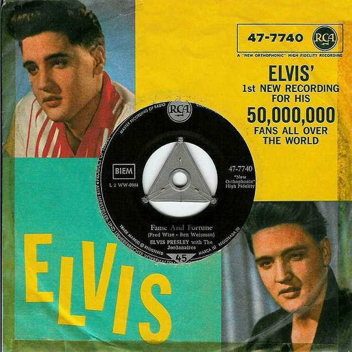 Image result for elvis Fame And Fortune