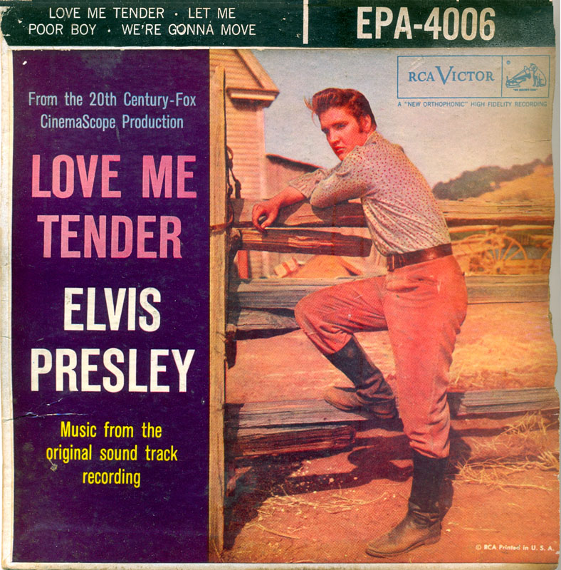"Image result for elvis ""love me tender"