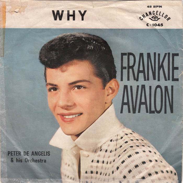 Image result for frankie avalon why
