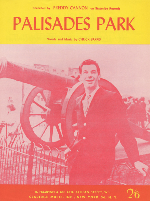 Image result for freddy cannon palisades park