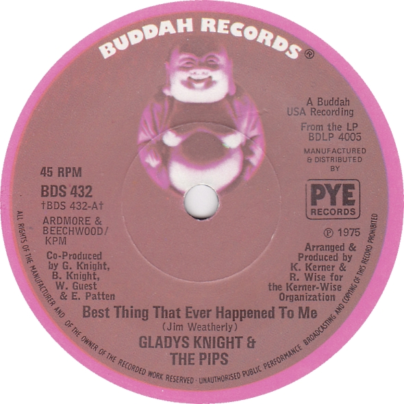 Gladys Knight & The Pips Image Two