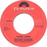45cat - Golden Earring - Bombay / Faded Jeans - Polydor ...