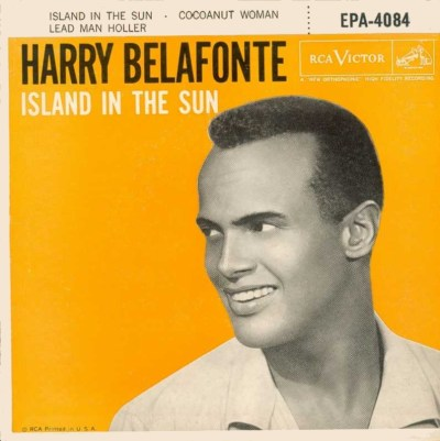 45cat - Harry Belafonte - Island In The Sun - RCA Victor - USA