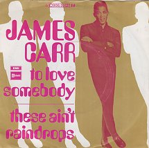 Image result for james carr to love somebody