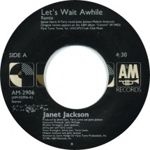 45cat - Janet Jackson ' Wait Awhile Pretty Boy