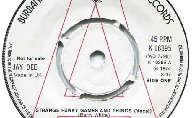 45cat Jay Dee Strange Funky Games And Things Vocal