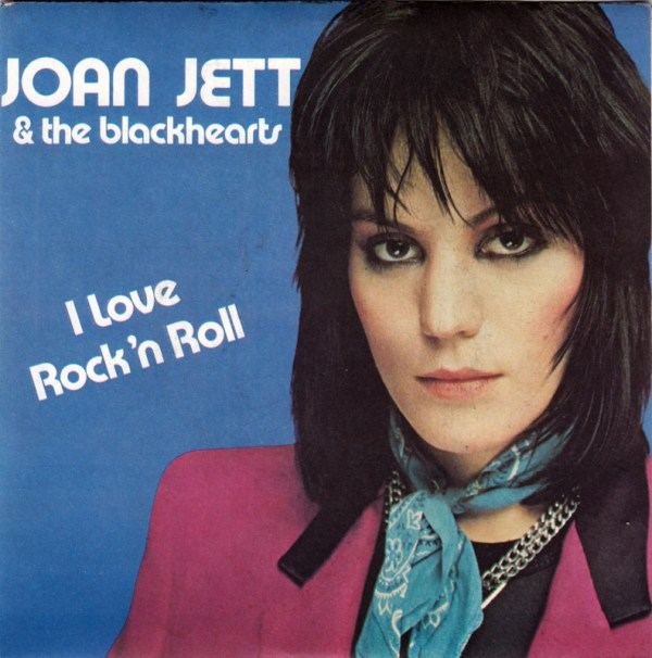 45cat Joan Jett And The Blackhearts I Love Rock 39n