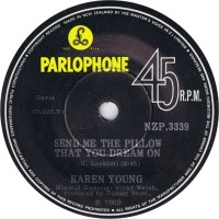45cat - Karen Young - Nobody's Child / Send Me The Pillow ...