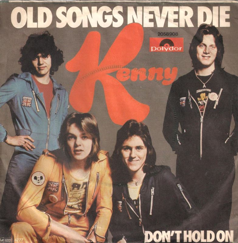 45cat  Kenny [england]  Old Songs Never Die  Don't Hold