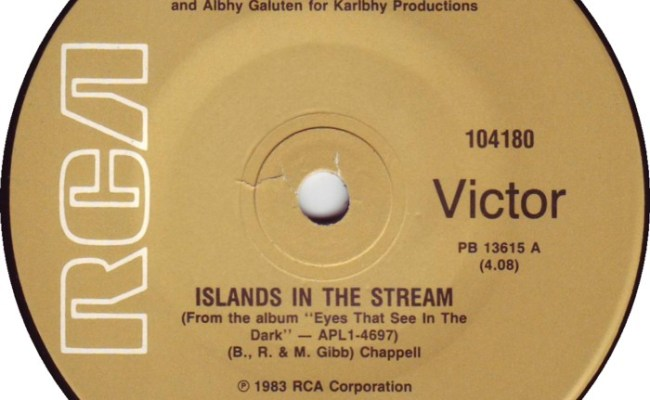 45cat Kenny Rogers And Dolly Parton Islands In The