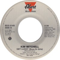 45cat - Kim Mitchell - Patio Lanterns / Get Lucky (Boys ...