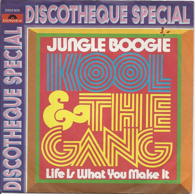Image result for jungle boogie kool and the gang