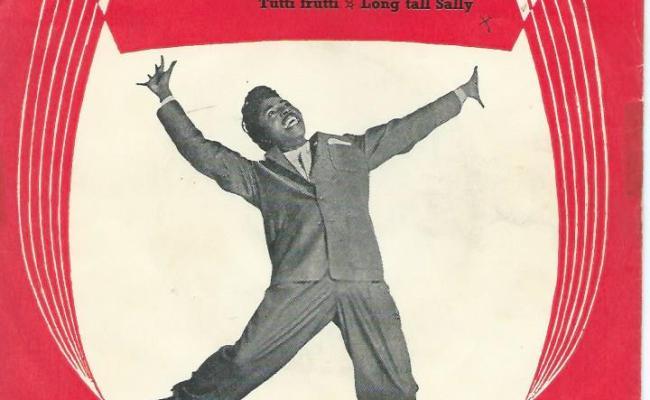 45cat Little Richard Tutti Frutti Long Tall Sally