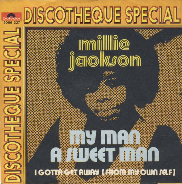 Afbeeldingsresultaat voor Millie Jackson - My Man, a Sweet Man