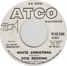 45cat otis redding white christmas merry baby - Otis Redding White Christmas