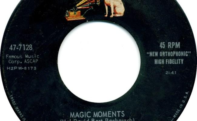 45cat Perry Como Catch A Falling Star Magic Moments