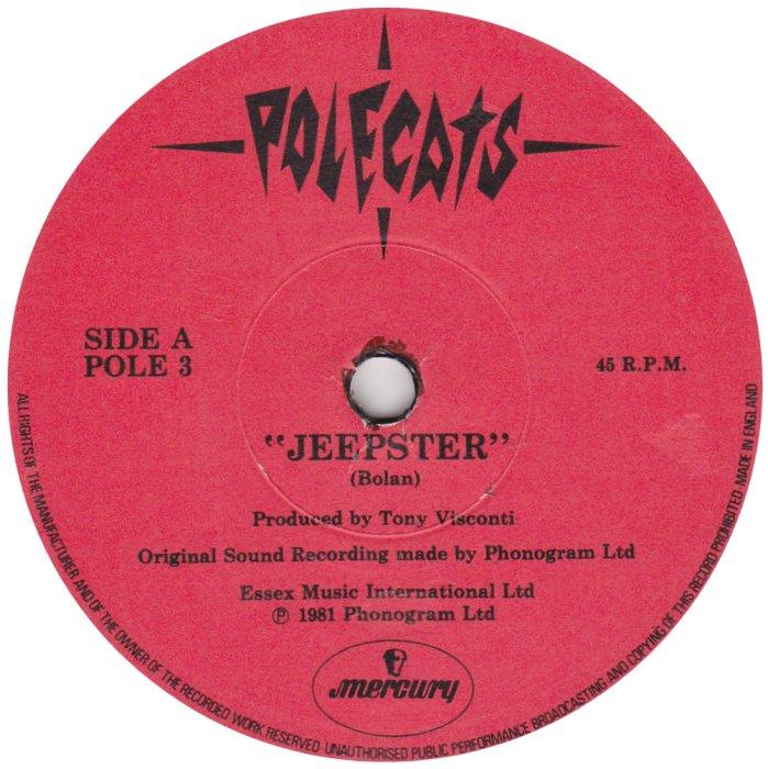 45cat Polecats Make A Circuit With Me Rockin39 Mix Juvenile