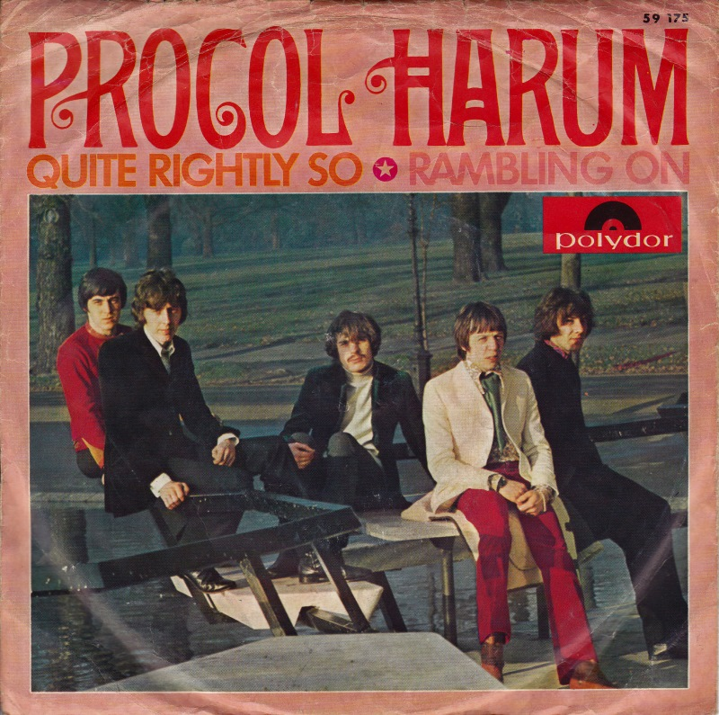 Image result for procol harum discography