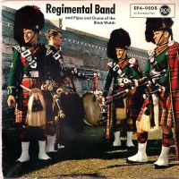 45cat - Regimental Band And Pipes And Drums Of The Black ...